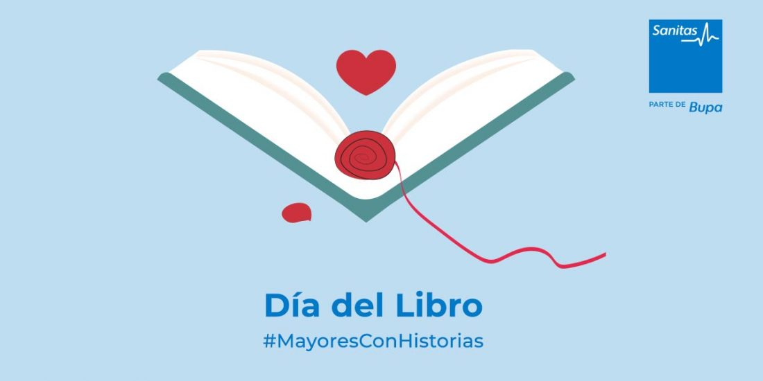 Día del Libro - Ebook #MayoresConHistorias